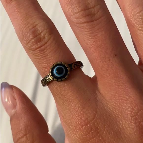 Evil Eye Ring 🧿